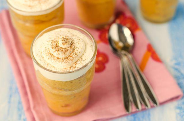 Десерт из яблок – рецепт приготовления