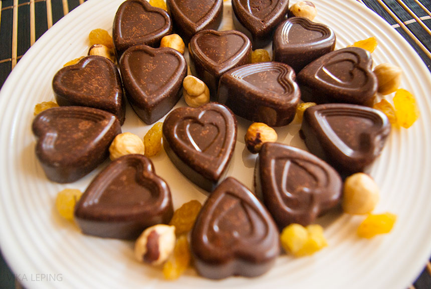 Домашние конфеты - рецепты приготовления
