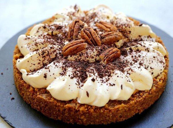 банановый десерт рецепт