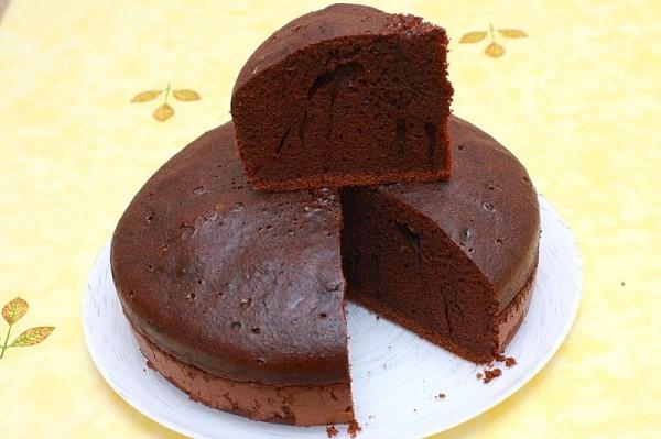приготовить шоколадный кекс в мультиварке