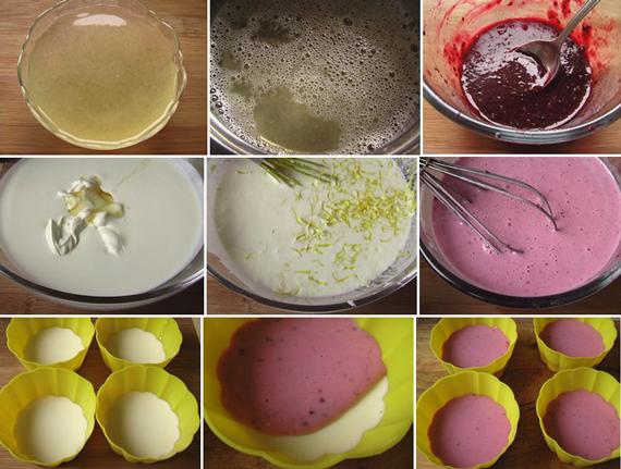 Как приготовить вкусное желе дома