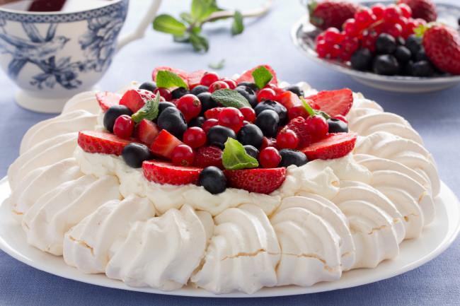 безе для торта
