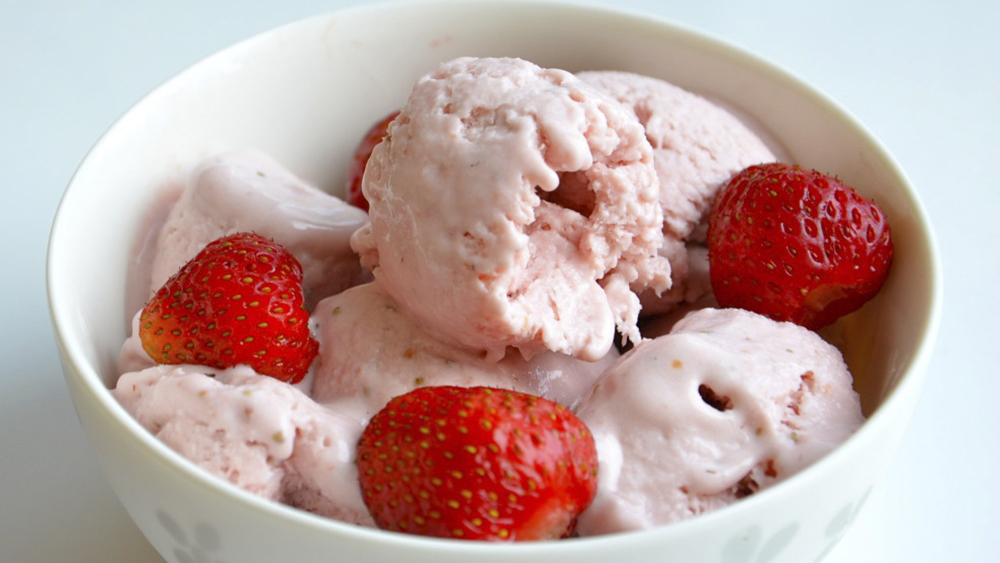 как можно сделать мороженое