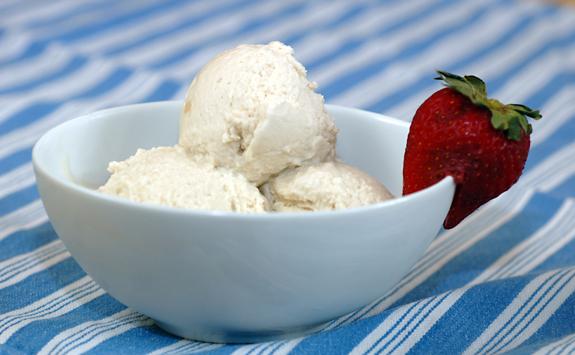 как приготовить домашнее мороженое