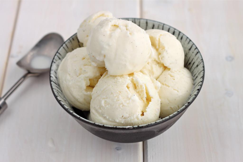 как приготовить мороженое дома