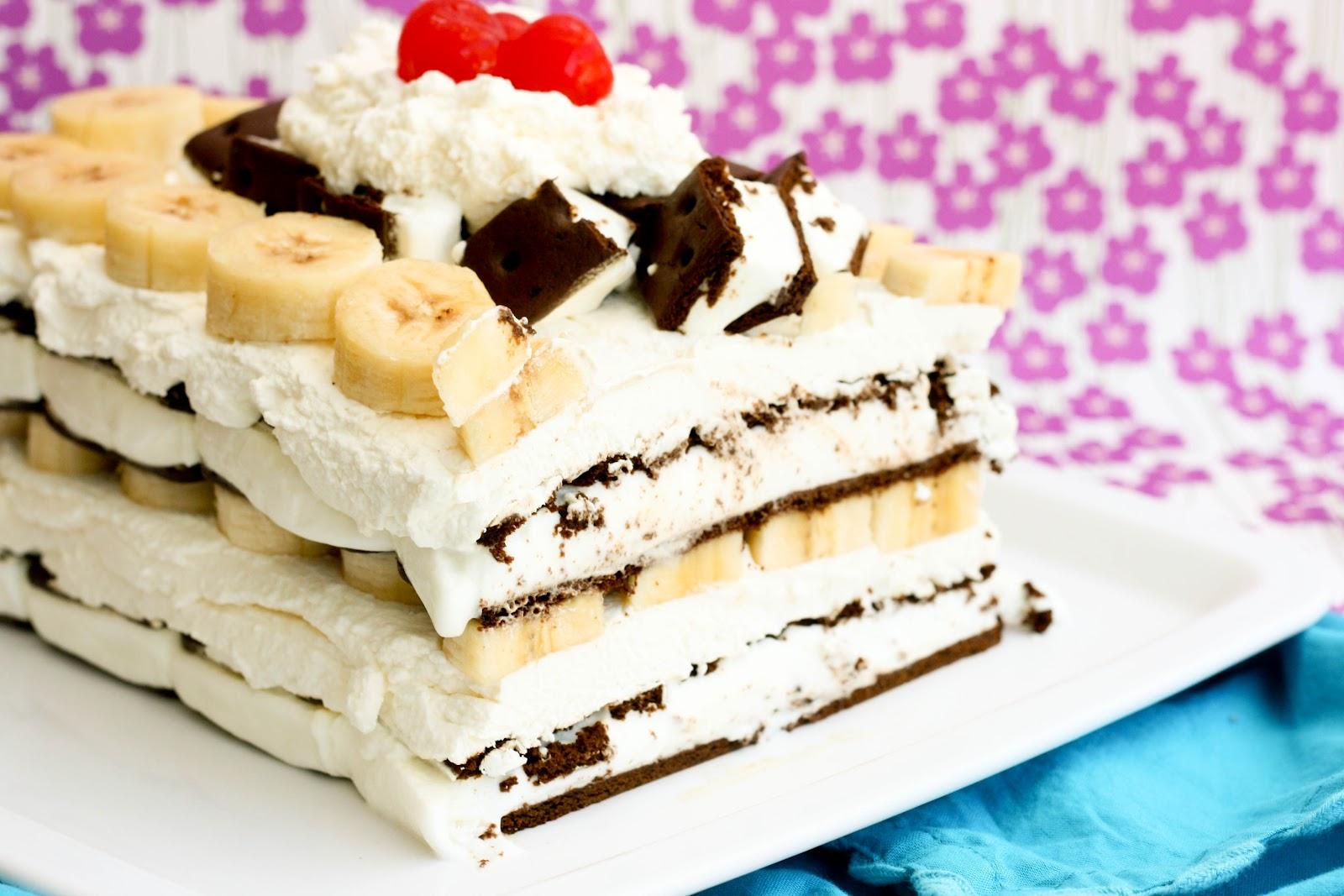 как приготовить торт мороженое