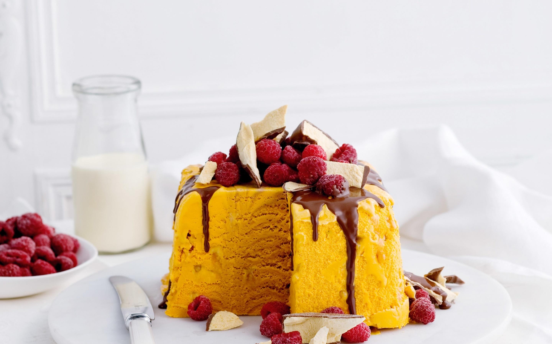 как сделать торт мороженое