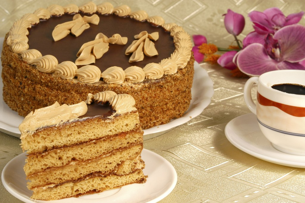 простые рецепты тортов