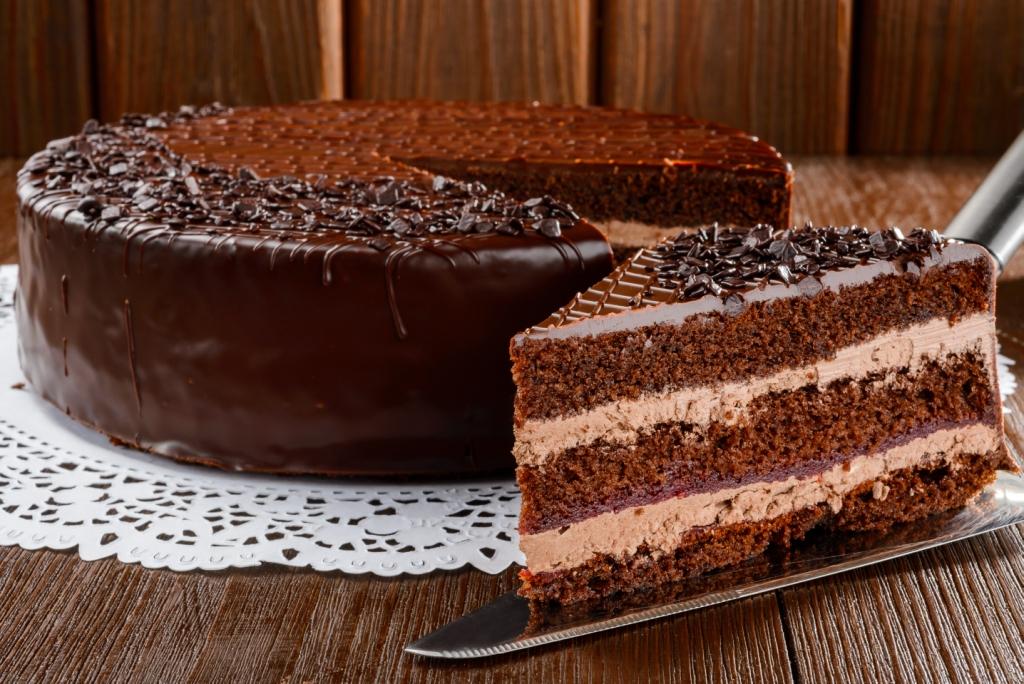 рецепты тортов фото