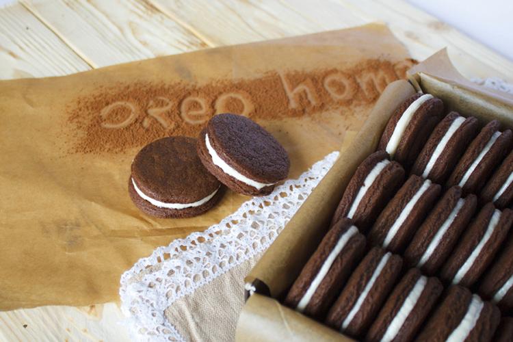 Как приготовить печенье орео рецепт