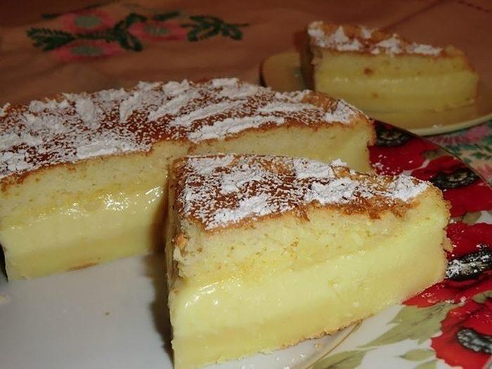 Пирожное Умное