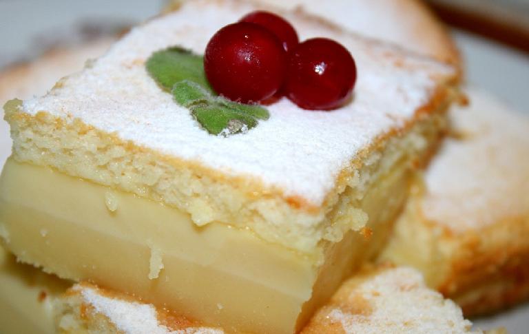 Умное пирожное - рецепт