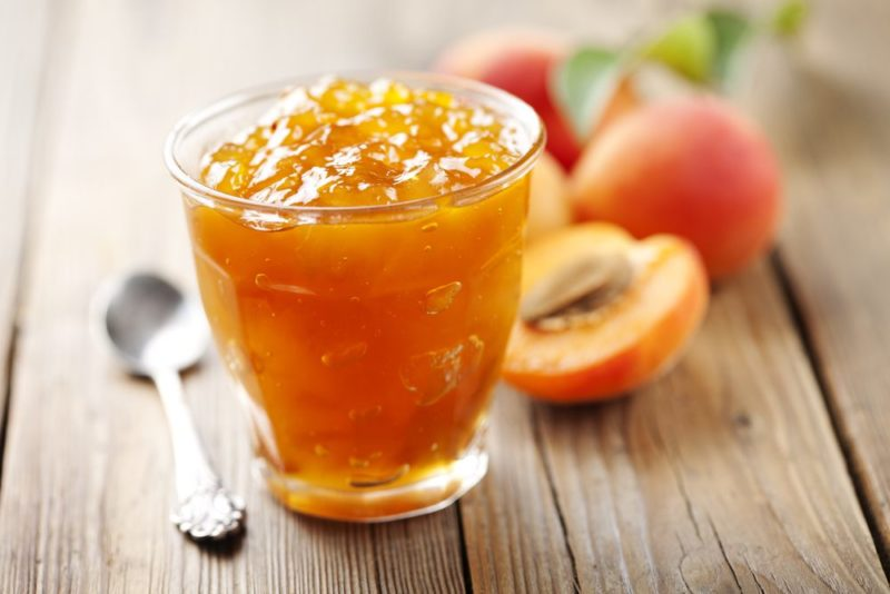 Варенье из абрикосов «5 минутка»