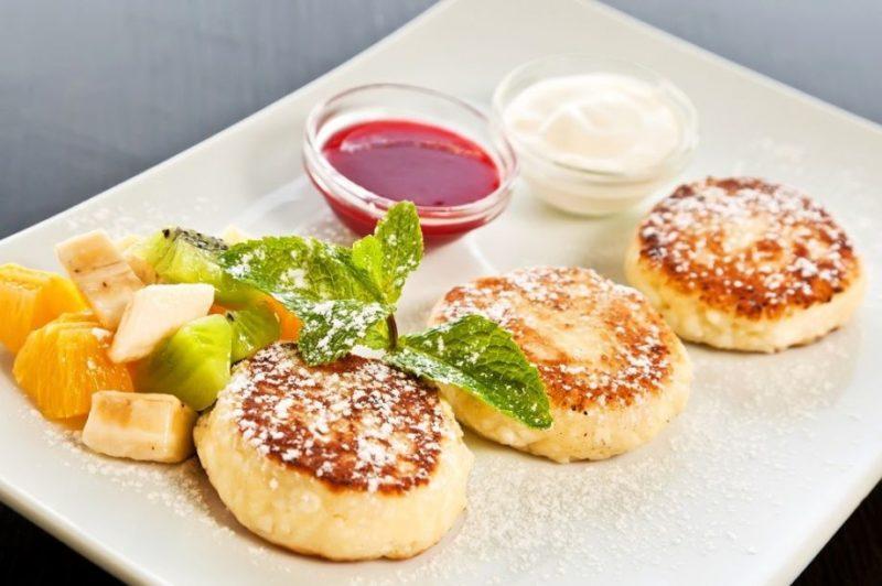 Сырники из творога — классический рецепт