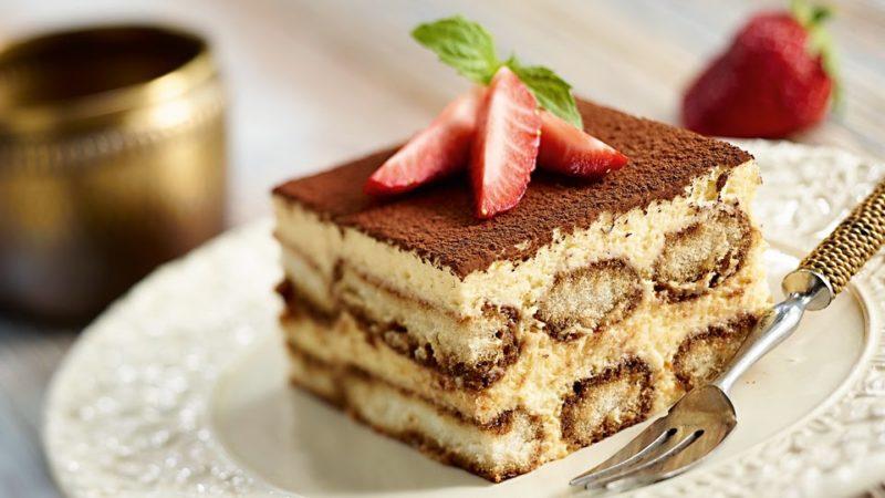 Торт Тирамису рецепты