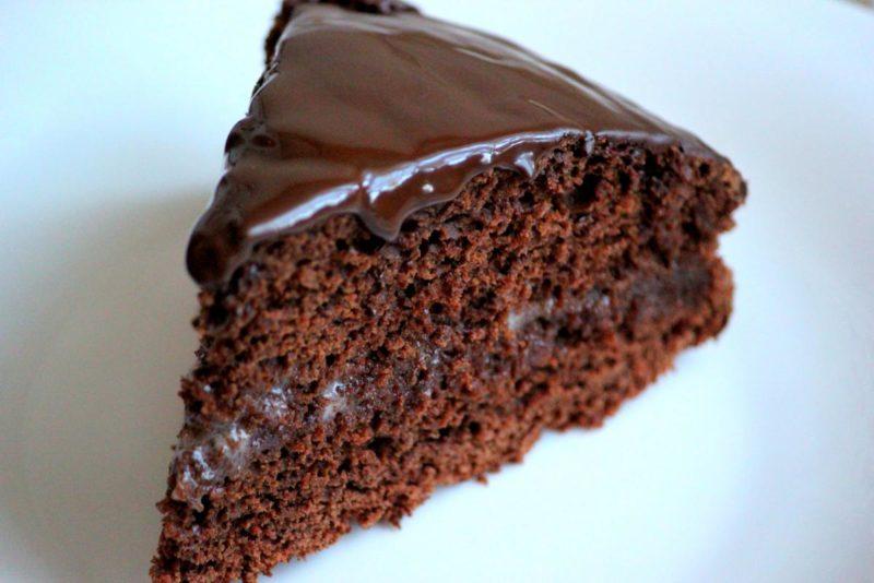 Шоколадный торт «Сметанник»