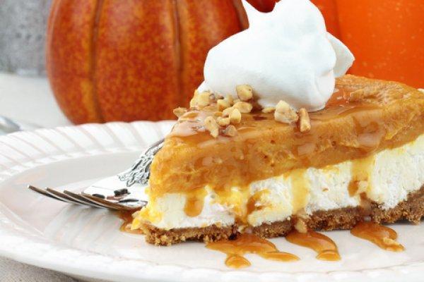 Десерт из тыквы – рецепт приготовления