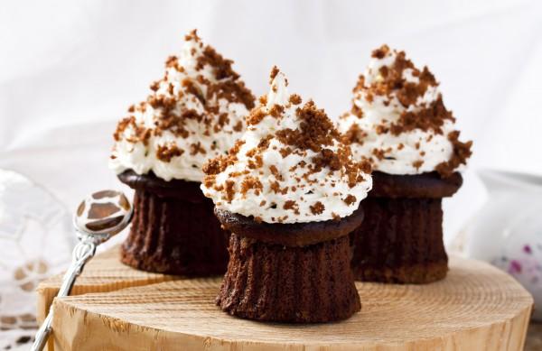 Лучшие рецепты шоколадных кексов