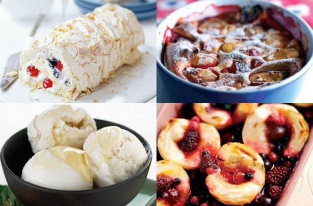 диетические десерты