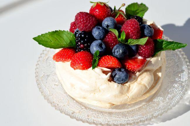 как приготовить торт-безе Павлова
