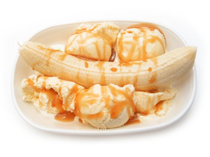банановое мороженое рецепт с фото