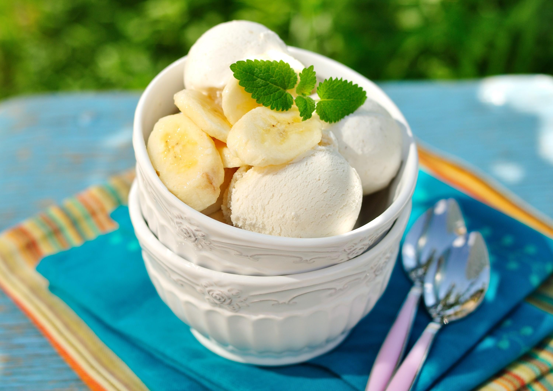банановое мороженое рецепт