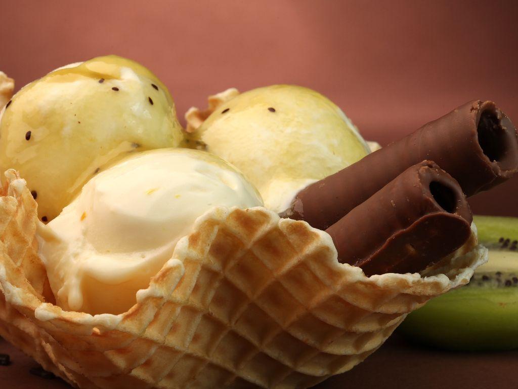 как приготовить банановое мороженое