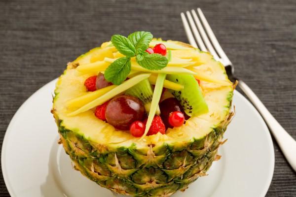 как приготовить фруктовые салаты