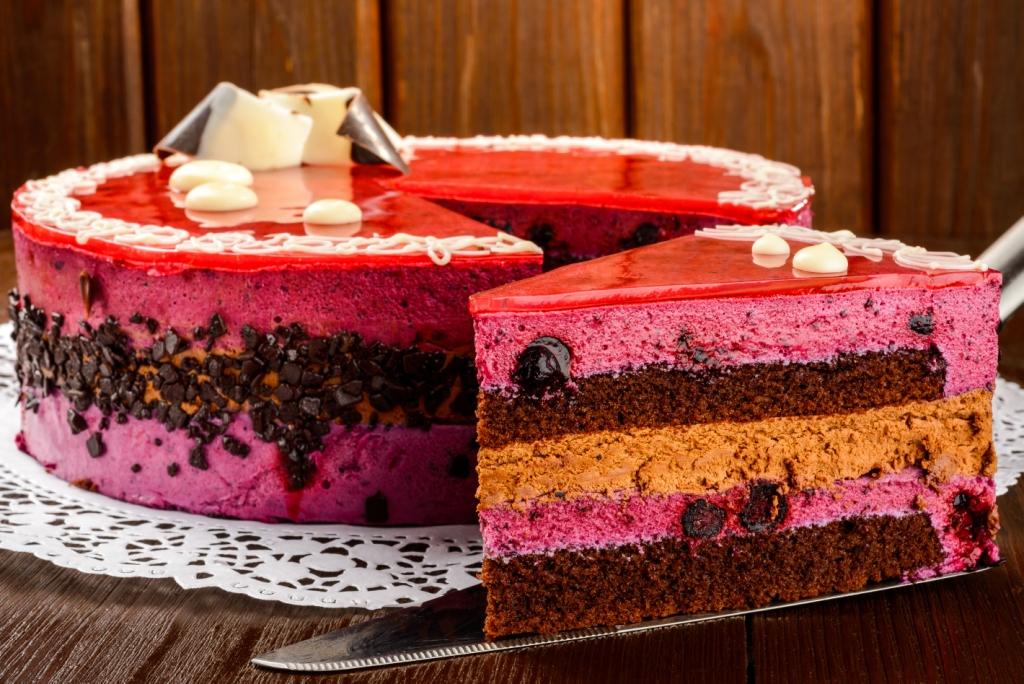 кулинария торты