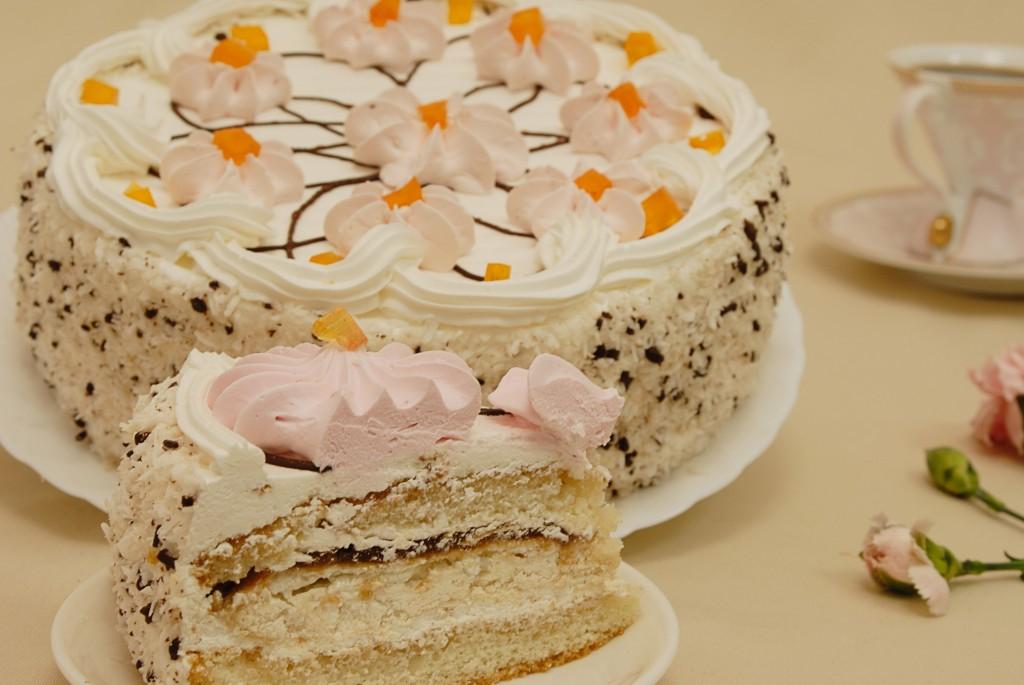 лучший торт из безе