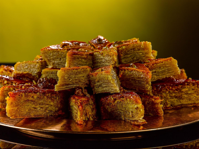 Пахлава армянская рецепт с фото азербайджанская