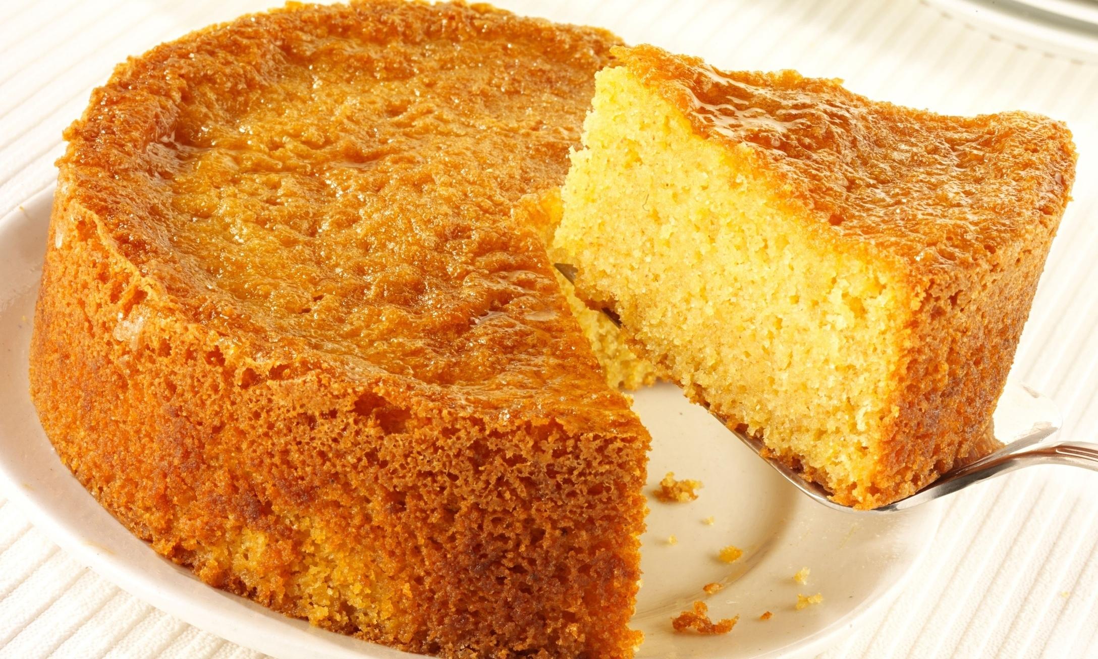 пышный и простой бисквит рецепт
