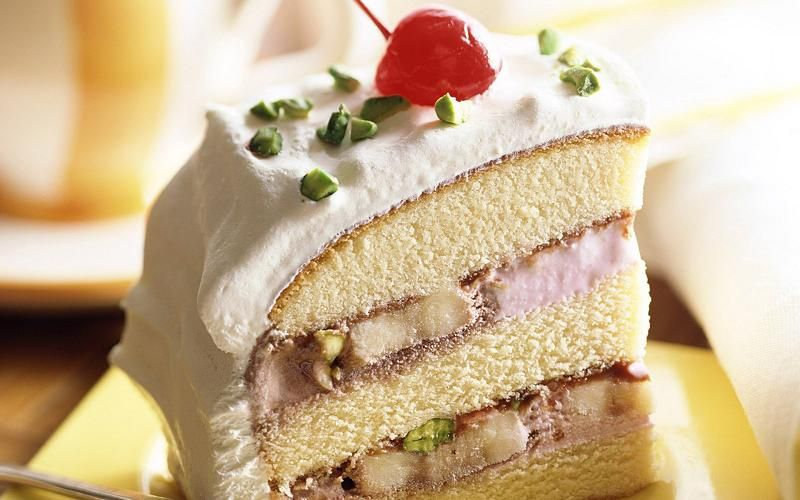рецепты тортов легкие