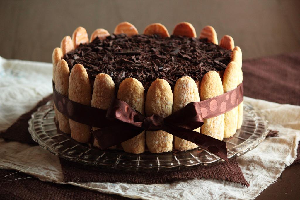 рецепты тортов с фото