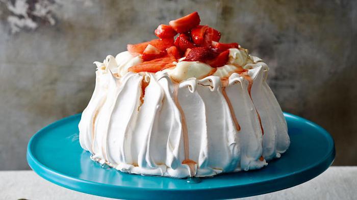 торт с безе рецепт