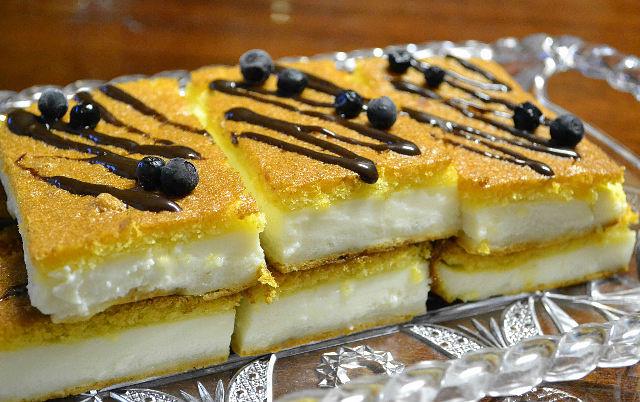 Рецепт «Умное пирожное»