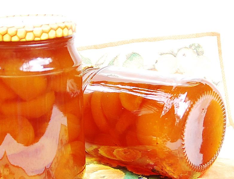 Варенье из абрикосов без косточек на зиму с коньяком
