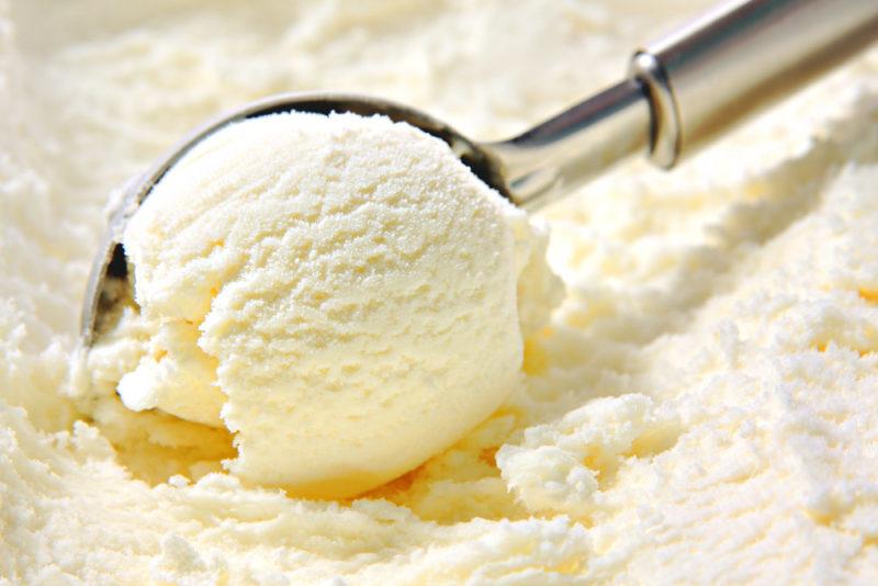 Домашние мороженое пломбир из молока