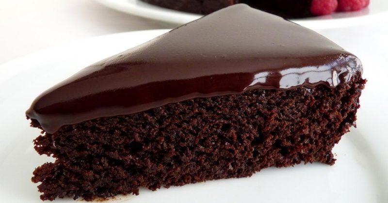 Зеркальная глазурь — рецепт четвертыйс шоколадом