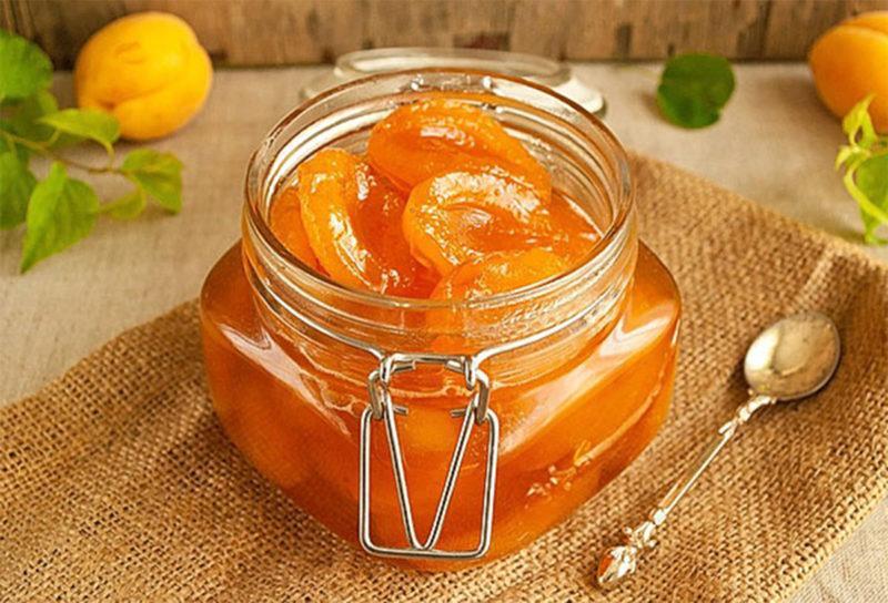 Конфитюр абрикосовый