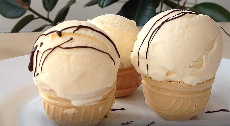 Мороженое пломбир в домашних условиях