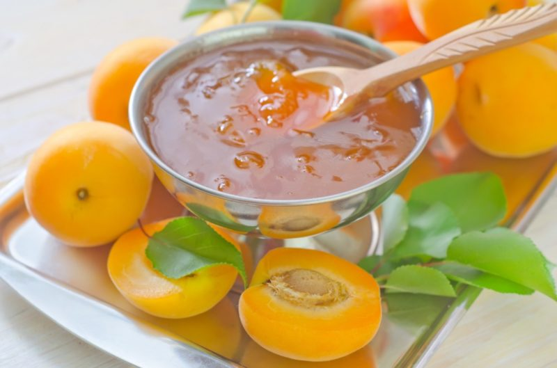 Рецепт варенья из абрикоса с апельсинами