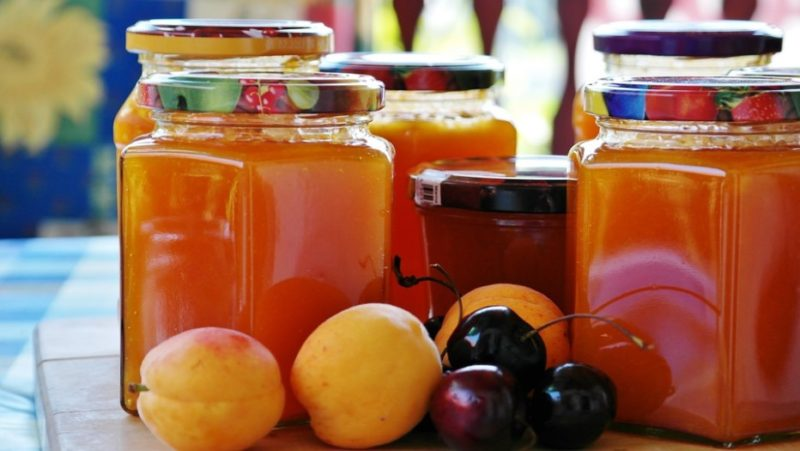 Рецепт варенья из абрикоса