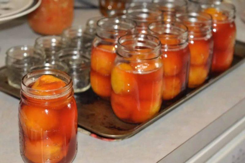 Рецепт варенья из целых абрикосов с косточками на зиму