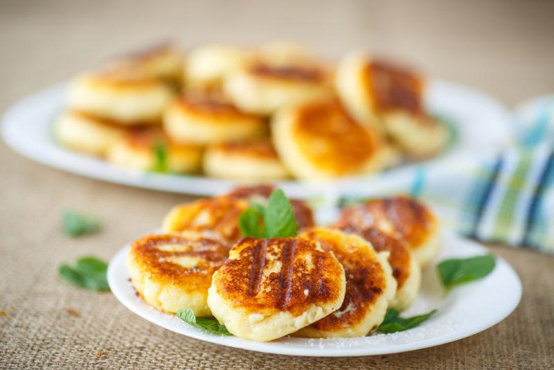 Сырники со сгущенкой - вкусно и просто