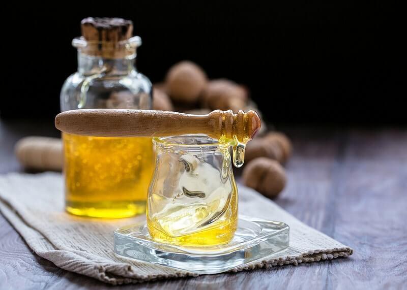 орехи в меду как приготовить