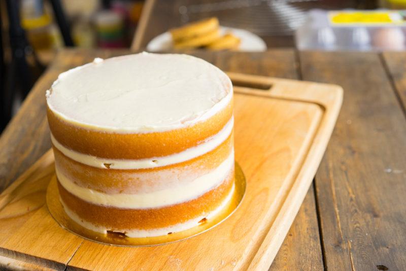 торт из манн