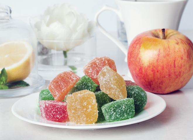 Мармелад из яблок «Ассорти по-польски»