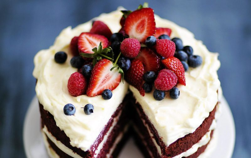 Неописуемо вкусный тортик