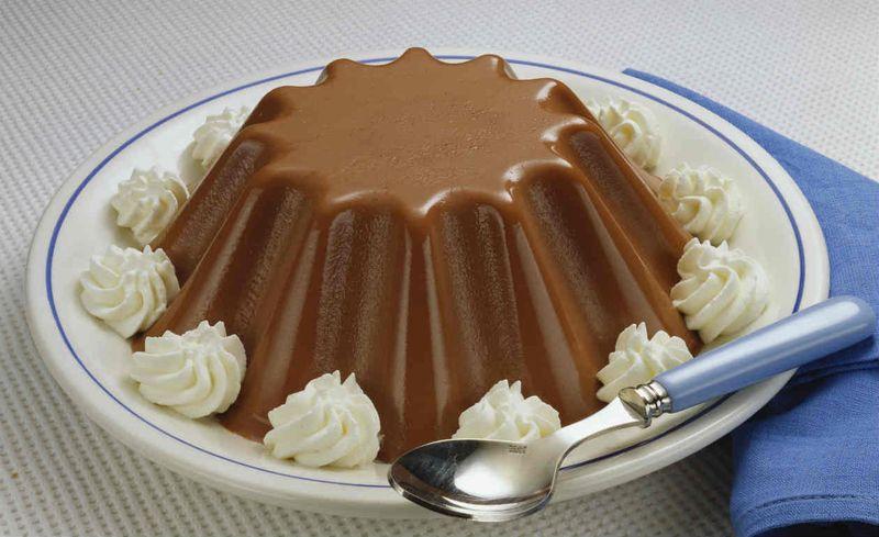 Сметанное с шоколадом